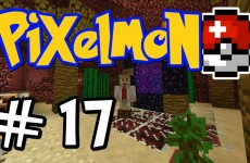 "Minecraft Pixelmon – E17 ""Palm Beach Nether Rail!"" (Pokemon Mod for Minecraft!)"