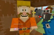 Minecraft Xbox – Quest For A New Look (47)