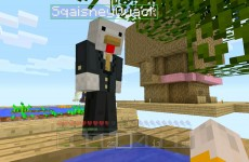 Minecraft Xbox – Sky Den – Audry The Alien (8)