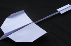 Paper Planes – How to make a Paper Airplane that Flies Far – Best Paper Airplane Tutorial | Swallow