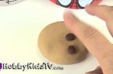 Play-Doh Make Cookie for Cookie Monster Marvel Super Hero HobbyKidsTV