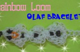 Rainbow Loom Bracelet Tutorial – Rainbow Loom Olaf Bracelet – Rainbow Loom Original Design