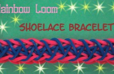 Rainbow Loom Bracelet Tutorial – Shoelace Bracelet Rainbow Loom – Original Design Rainbow Loom