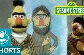 Sesame Street: A Portrait of Bert, By Ernie