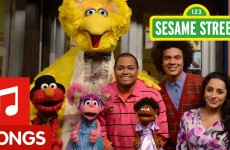 Sesame Street: Color of Me Song
