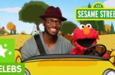 Sesame Street: Elmo and Taye Diggs Go for a Drive