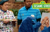 Sesame Street: Still Life With Cookie