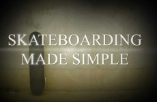 SKATEBOARDING MADE SIMPLE INTRO (not full version)