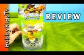 Skylanders Rattle Shake – Game Character Review – Activison