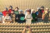 The Fastest and Funniest LEGO Star Wars story ever told…The Prequel!