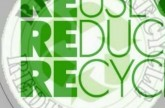 The Three R's – Reduce , Reuse, Recycle