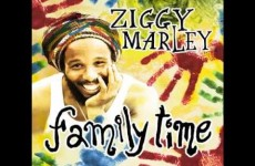"Ziggy Marley – ""Family Time"" feat. Judah Marley 