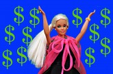 BARBIE GETS RICH!!! Frozen Elsa Anna Spiderman Hans Mike The Merman Going to Hawaii DisneyCarToys