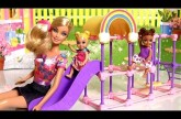 Barbie Nursery PreSchool Teacher Playset with 2 Toddlers dolls & School Furniture by Disneycollector