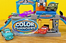 Cars Color Changers Disney Cars Toys Lightning McQueen & Mater Color Shifters Car Wash DisneyCarToys