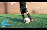 Learn Double touch football skill – Kids soccer moves LittleSTRs STRskillSchool