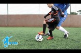 Learn Fake turn and lose defender Football skills kids – LittleSTRs STRskillSchool