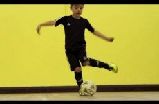 Learn Ronaldo Turn – Kids soccer football skills