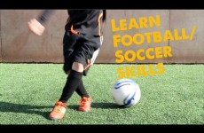 Little STRs intro – Learn football skills for Kids