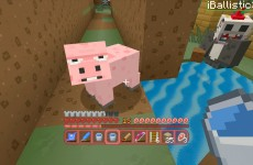 Minecraft Xbox – Quest For A Pig Trench (49)