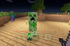 Minecraft Xbox – Sky Den – Booming Creepers (14)