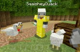 Minecraft Xbox – Sky Den – Chickens In Love  (15)