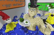 Minecraft Xbox – World Of Seuss – Hunger Games