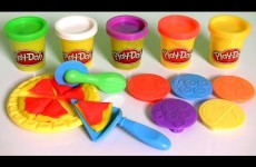 Play-Doh Lunchtime Creations Playset Sweet Shoppe Pizza Sandwiches Cookies by Disneycollector