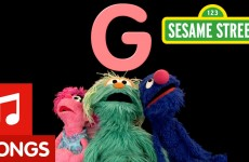 Sesame Street: Letter G (Letter of the Day)