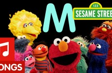 Sesame Street: Letter M (Letter of the Day)