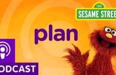Sesame Street: Plan (Word on the Street Podcast)