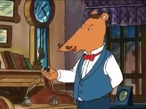 Arthur Season 10 Episode 1 2 Happy Anniversary