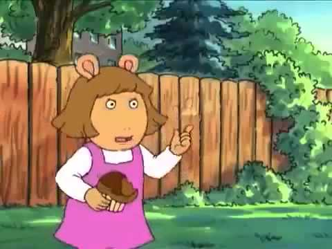 Arthur Season 9 Episode 4 part 2 My Fair Tommy