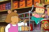 Arthur season 9 episode 8 part 2 Emily Swallows a Horse