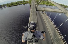 GoPro: Epic Bridge Riding