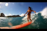 GoPro HD: Dreams with Kelia Moniz – Roxy Wahine Classic 2011