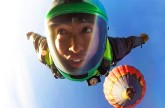 GoPro: Wingsuit Air Balloon Jump
