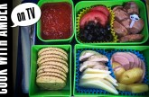 Healthy School Lunch Ideas on Q13 FOX News | Cook With Amber