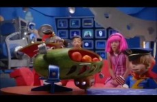 LazyTown Series 3 Little Pink Riding Hood Part 1