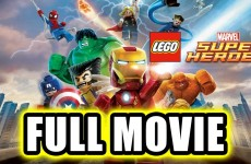 LEGO Marvel Super Heroes FULL MOVIE (2013) All Cutscenes TRUE-HD QUALITY