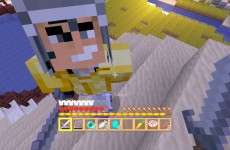 Minecraft Xbox One – Egypt Hunger Games