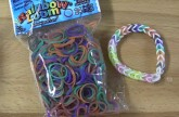 NEW Rainbow Loom Color Changing Chameleon Bands Review / Overview