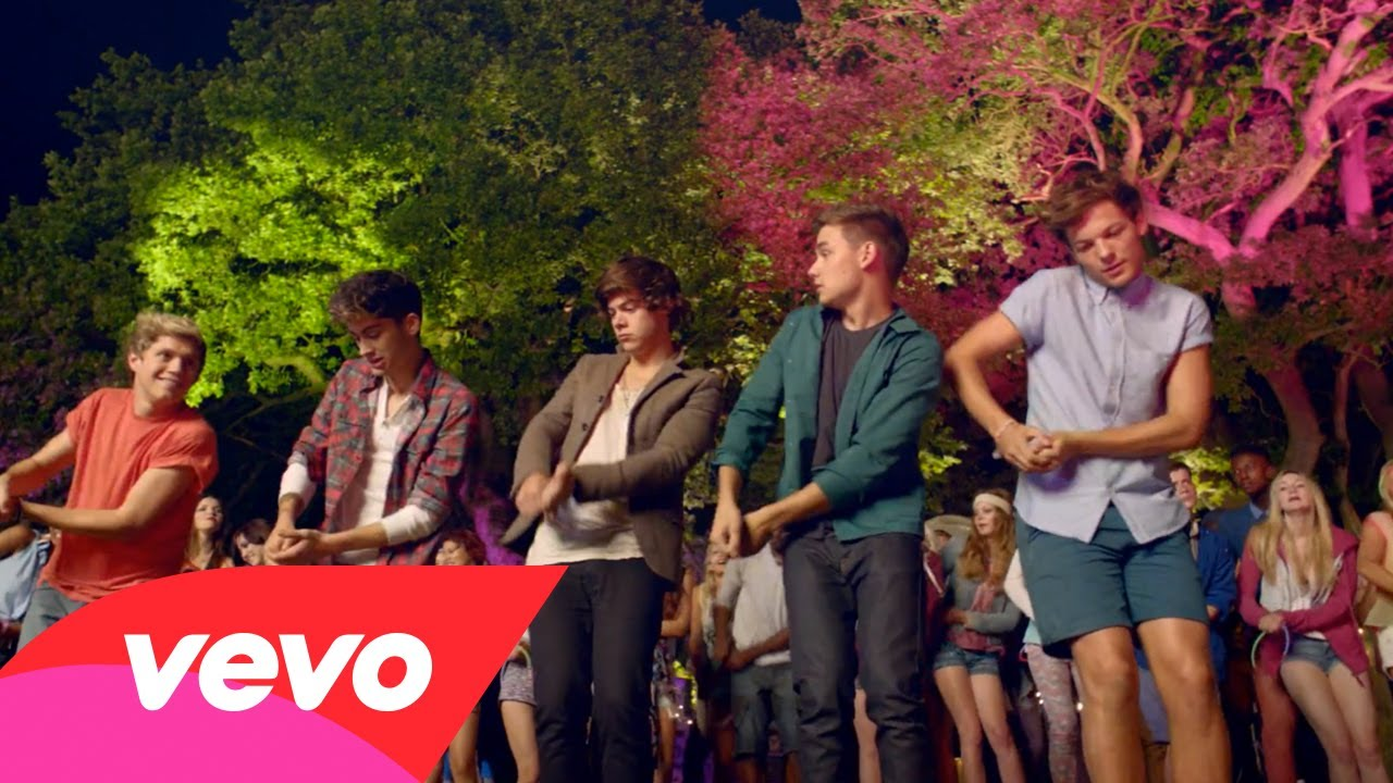 One direction live while we're young download video mp4.