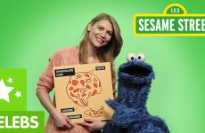 Sesame Street: Claire Danes has a Cookie Diagram