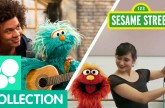 Sesame Street: Dance With Murray, Elmo, Mando and Rosita!