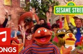 Sesame Street: Ernie Change The Plan Song