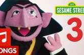 Sesame Street: Number 3 (Number of the Day Song)