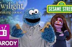 Sesame Street: Twilight Breaking Cookie (Twilight Parody)