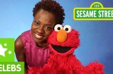 Sesame Street: Viola Davis and Elmo Throw a Fiesta!
