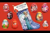 Elsa Christmas Stocking Huevos Sorpresa GlitziGlobes Barbie Kinder Surprise Peppa Disney Frozen